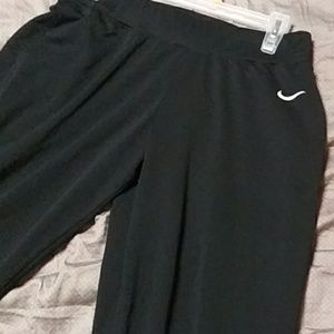 Wms Nike fit dry joggers